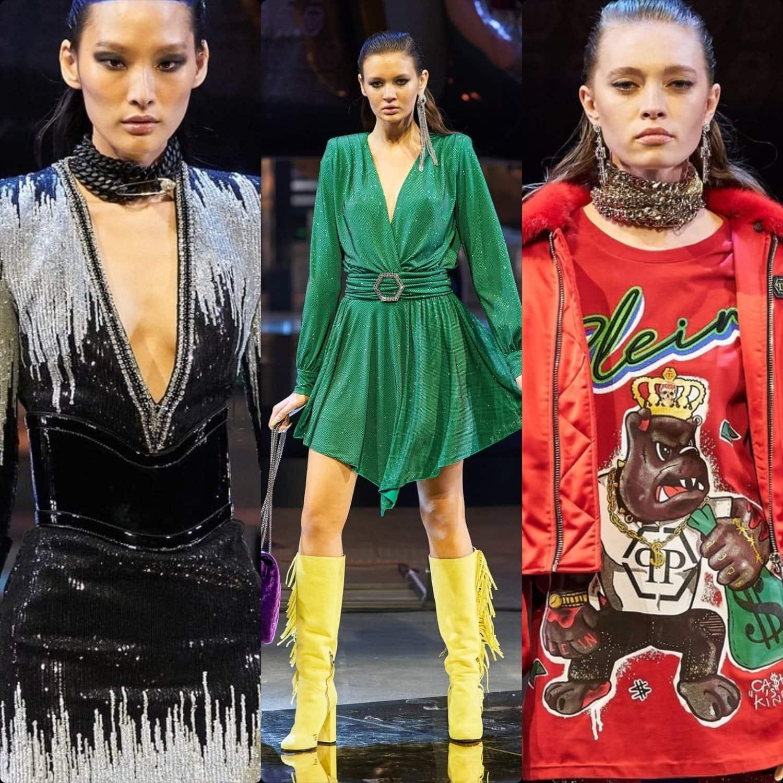 Philipp Plein Fall-Winter 2020-2021 Milan. RUNWAY MAGAZINE ® Collections. RUNWAY NOW / RUNWAY NEW