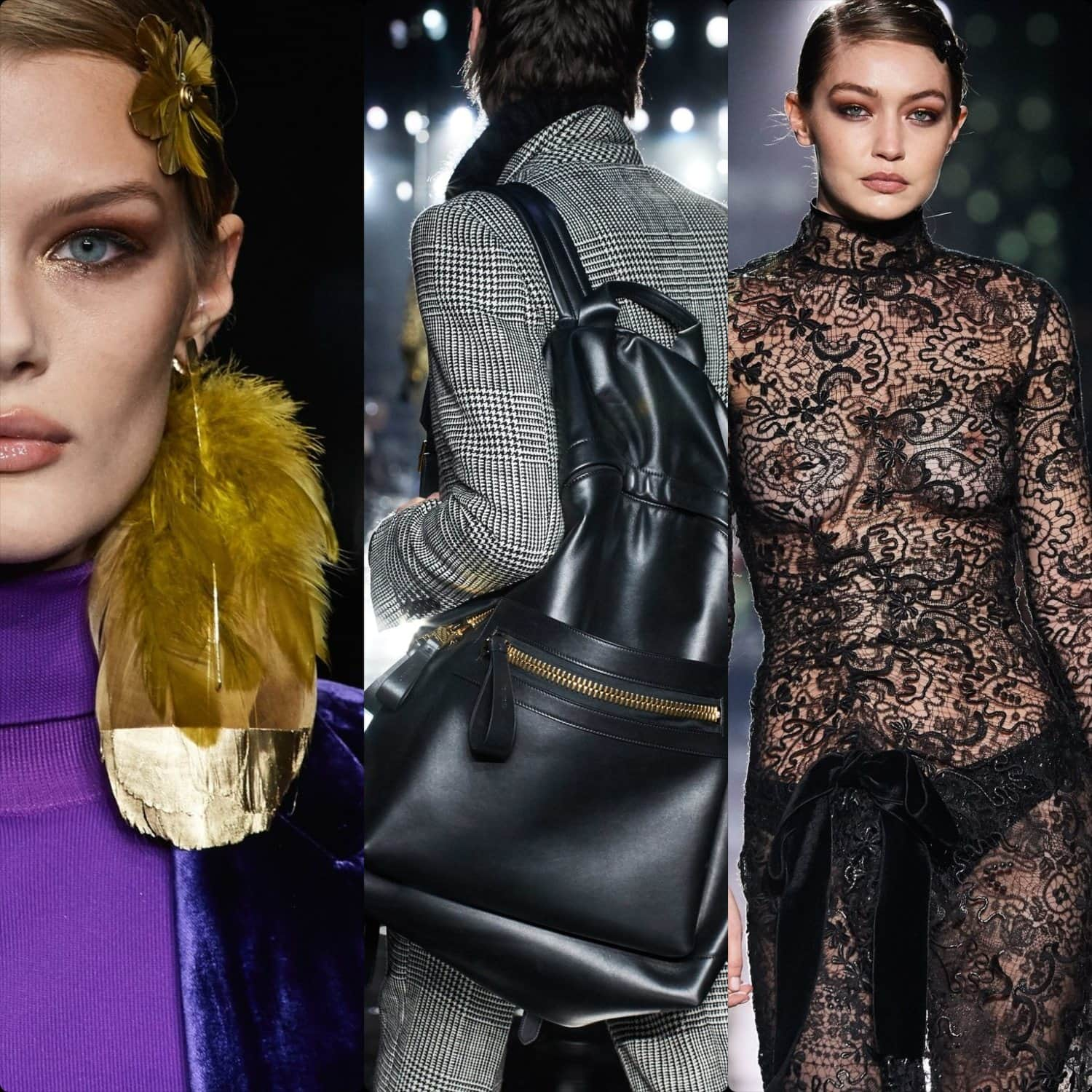 Tom Ford Fall-Winter 2020-2021 Los Angeles. RUNWAY MAGAZINE ® Collections. RUNWAY NOW / RUNWAY NEW