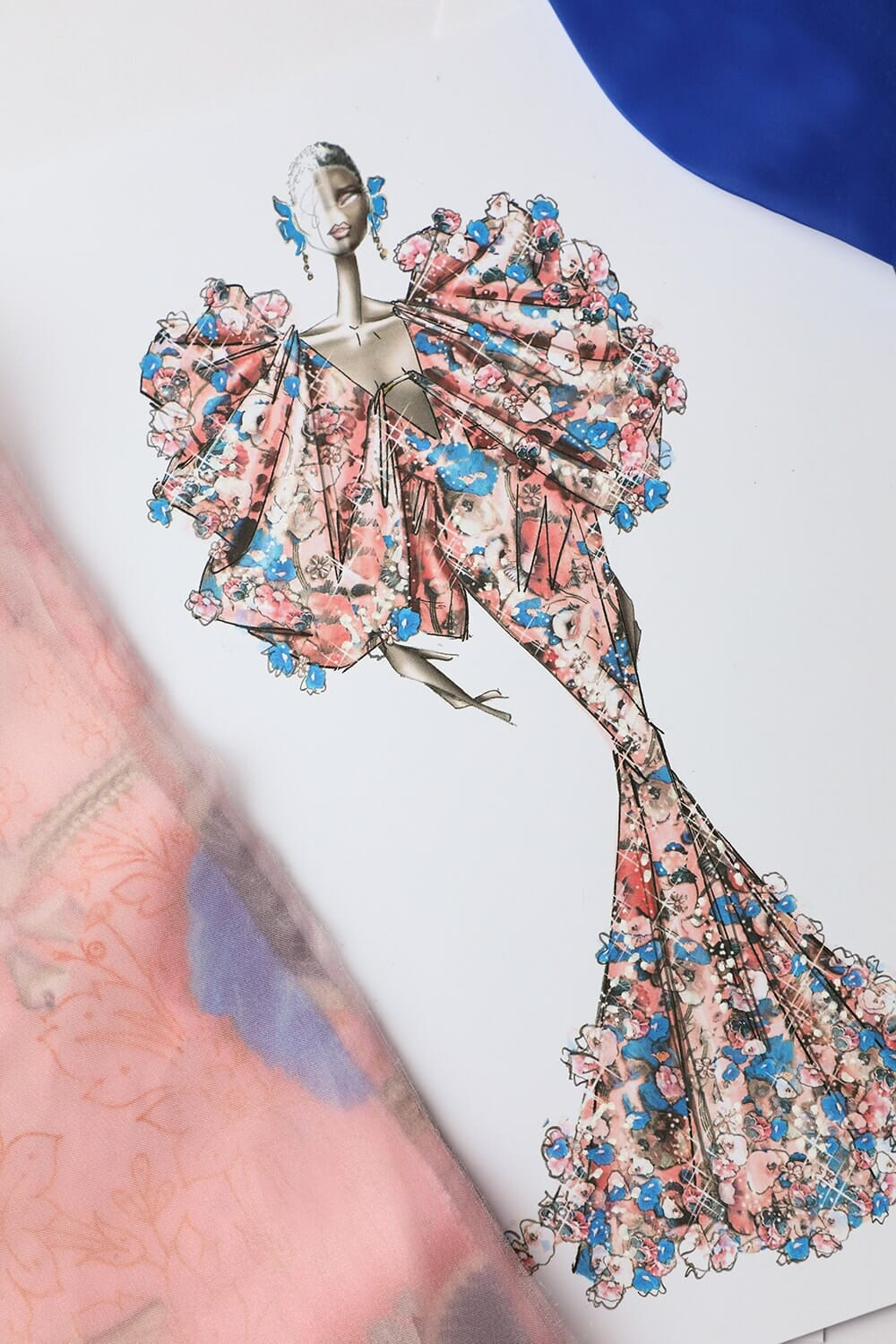 Collection presented by Avatar - Ralph & Russo Haute Couture Fall-Winter 2020-2021 by RUNWAY MAGAZINE