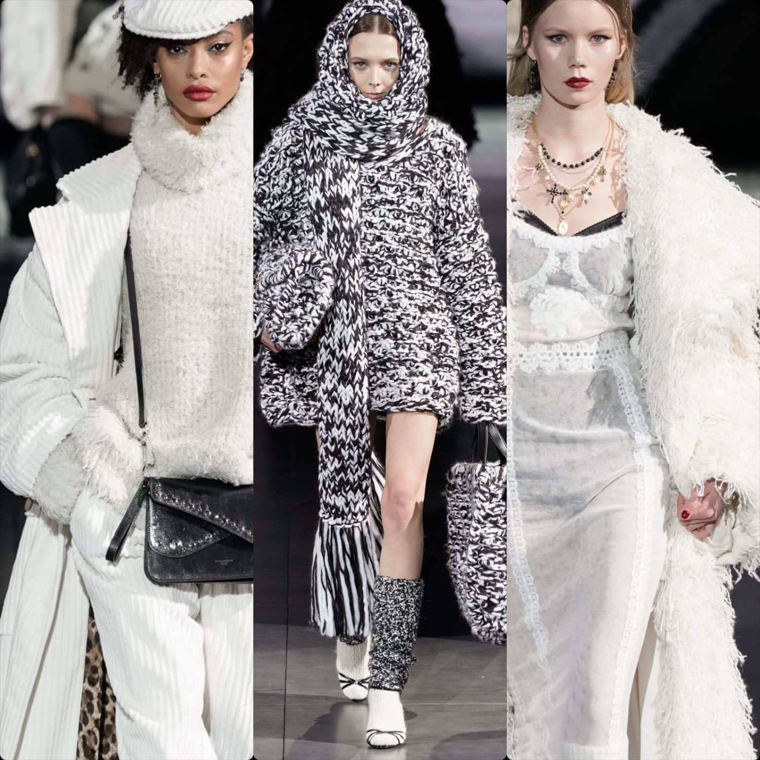 "Dolce Gabbana Fall-Winter 2020-2021 ""Fatto A Mano"" ""Handmade"" Milan. RUNWAY MAGAZINE ® Collections. RUNWAY NOW / RUNWAY NEW"