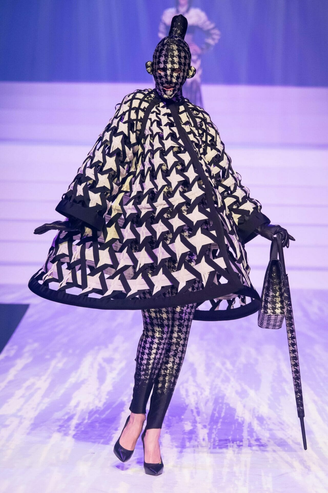 Jean Paul Gaultier Last show Haute Couture Spring Summer 2020. RUNWAY MAGAZINE ® Collections. RUNWAY NOW / RUNWAY NEW