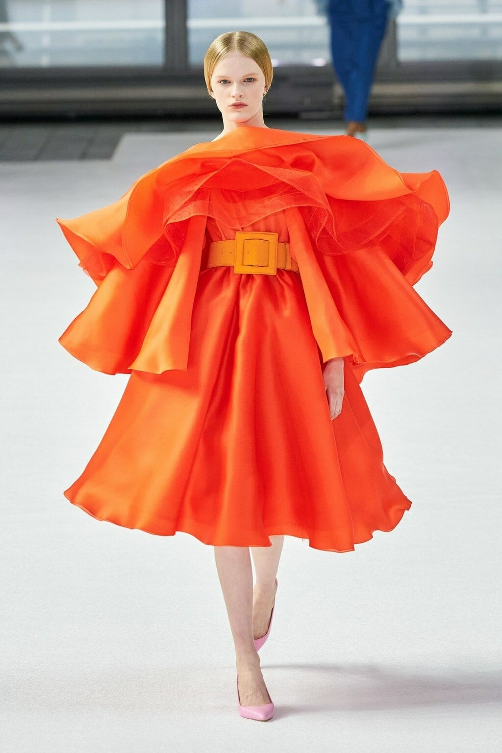 Carolina Herrera Fall-Winter 2020-2021 New York. RUNWAY MAGAZINE ® Collections. RUNWAY NOW / RUNWAY NEW