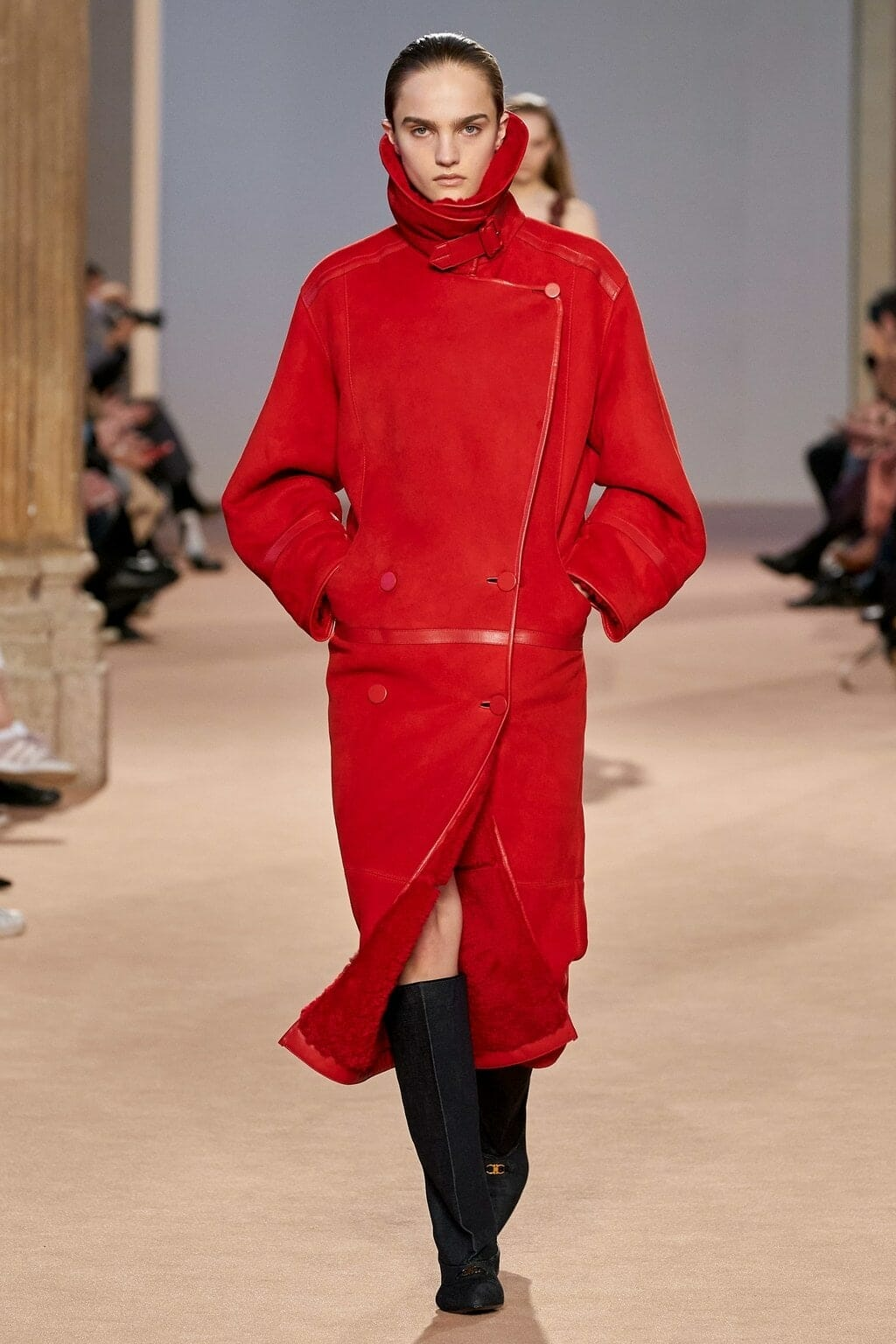 Salvatore Ferragamo Fall-Winter 2020-2021 Milan. RUNWAY MAGAZINE ® Collections. RUNWAY NOW / RUNWAY NEW