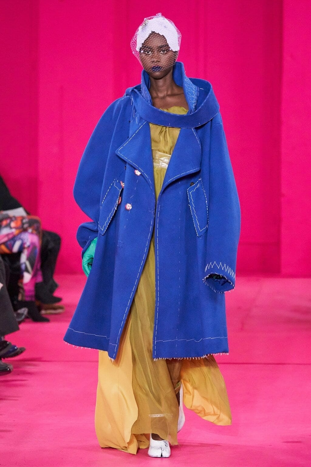 Maison Margiela Haute Couture Spring Summer 2020 Paris. RUNWAY MAGAZINE ® Collections. RUNWAY NOW / RUNWAY NEW