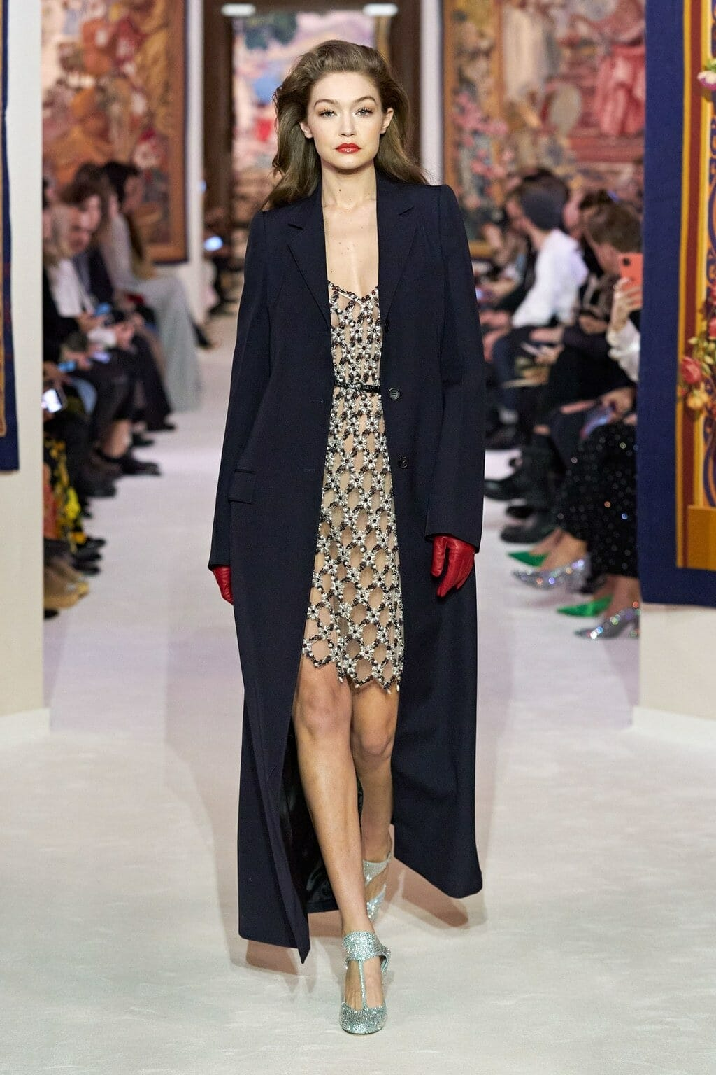 Lanvin Fall-Winter 2020-2021 Paris. RUNWAY MAGAZINE ® Collections. RUNWAY NOW / RUNWAY NEW