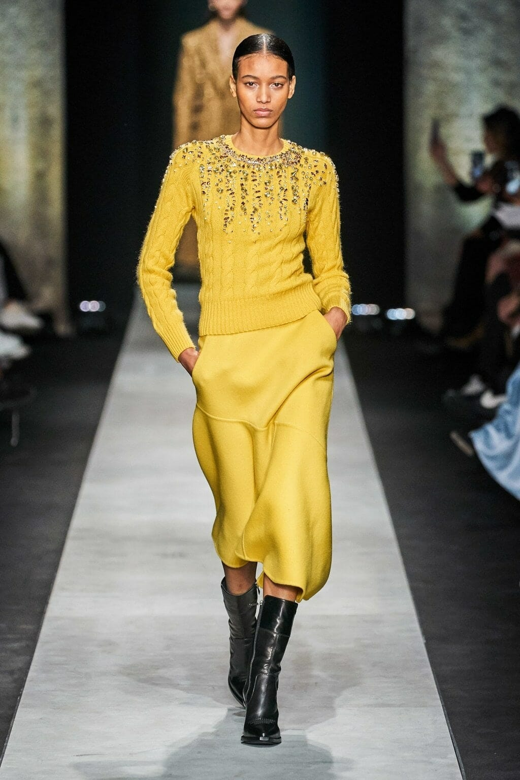 Ermanno Scervino Fall-Winter 2020-2021 Milan. RUNWAY MAGAZINE ® Collections. RUNWAY NOW / RUNWAY NEW