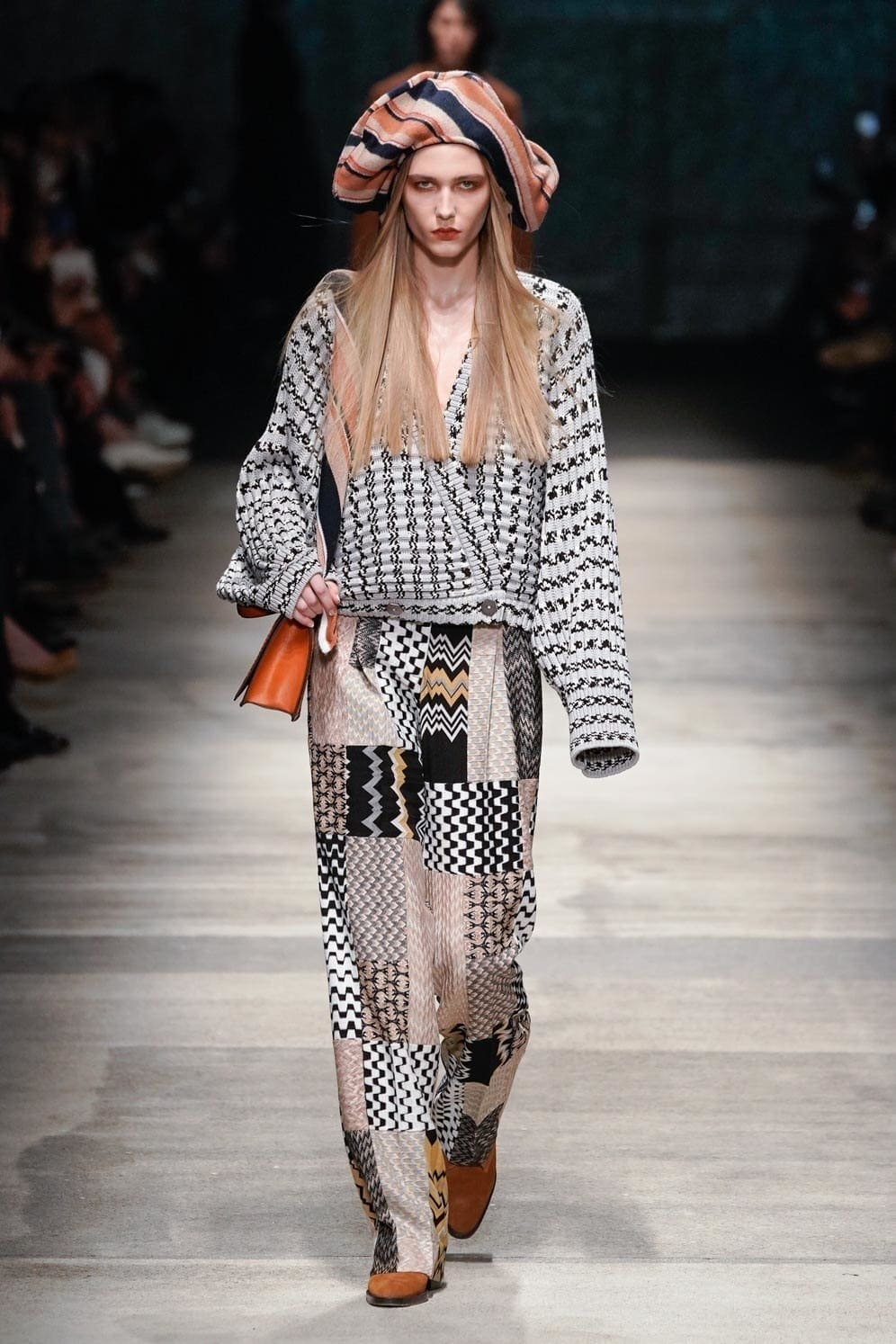 Missoni Fall-Winter 2020-2021 Milan. RUNWAY MAGAZINE ® Collections. RUNWAY NOW / RUNWAY NEW