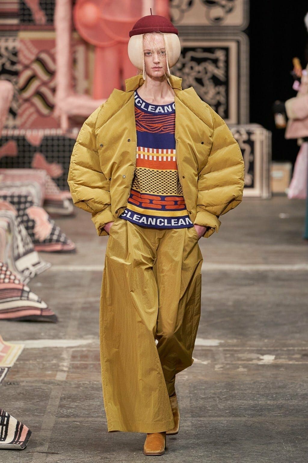 Henrik Vibskov Fall-Winter 2020-2021 Copenhagen. RUNWAY MAGAZINE ® Collections. RUNWAY NOW / RUNWAY NEW