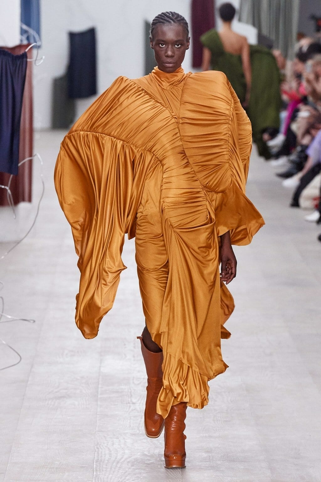 Richard Malone Fall-Winter 2020-2021 London. RUNWAY MAGAZINE ® Collections. RUNWAY NOW / RUNWAY NEW