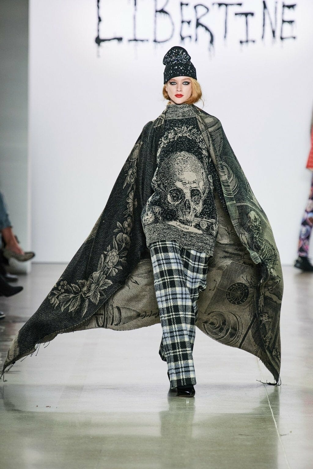 Libertine Fall-Winter 2020-2021 New York. RUNWAY MAGAZINE ® Collections. RUNWAY NOW / RUNWAY NEW