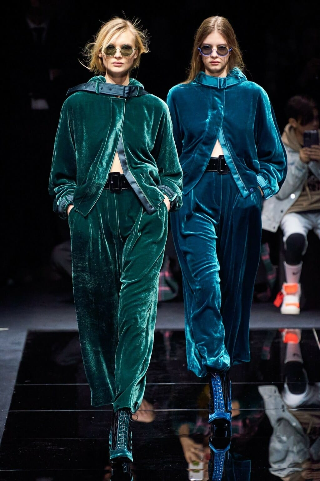 Emporio Armani Fall-Winter 2020-2021 Milan. RUNWAY MAGAZINE ® Collections. RUNWAY NOW / RUNWAY NEW