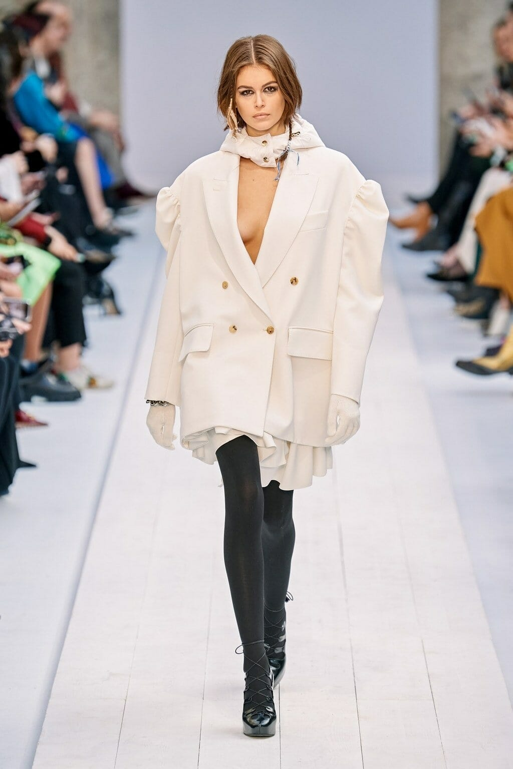 Max Mara Fall-Winter 2020-2021 Milan. RUNWAY MAGAZINE ® Collections. RUNWAY NOW / RUNWAY NEW