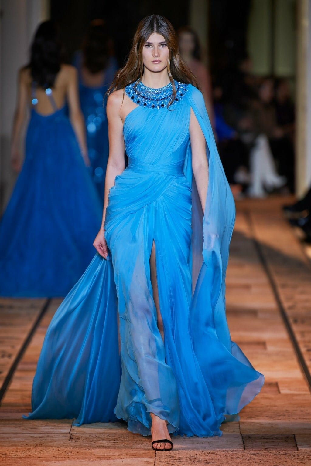 Zuhair Murad Haute Couture Spring Summer 2020 Paris. RUNWAY MAGAZINE ® Collections. RUNWAY NOW / RUNWAY NEW