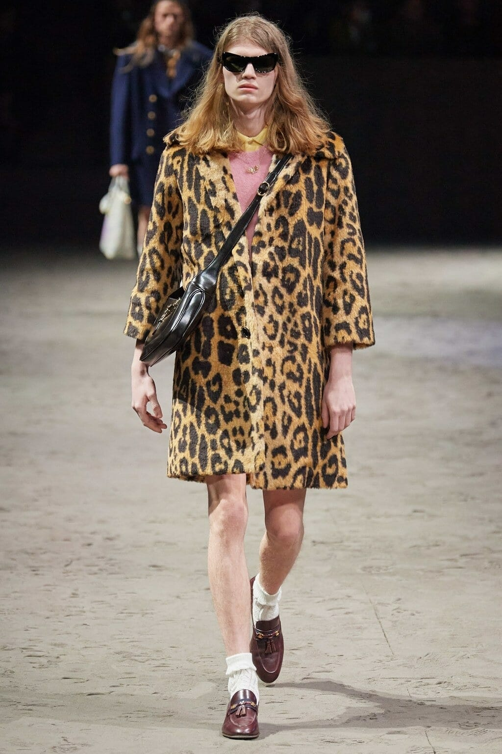 Gucci Fall-Winter 2020-2021 Milan Men Fashion Week. RUNWAY MAGAZINE ® Collections. RUNWAY NOW / RUNWAY NEW