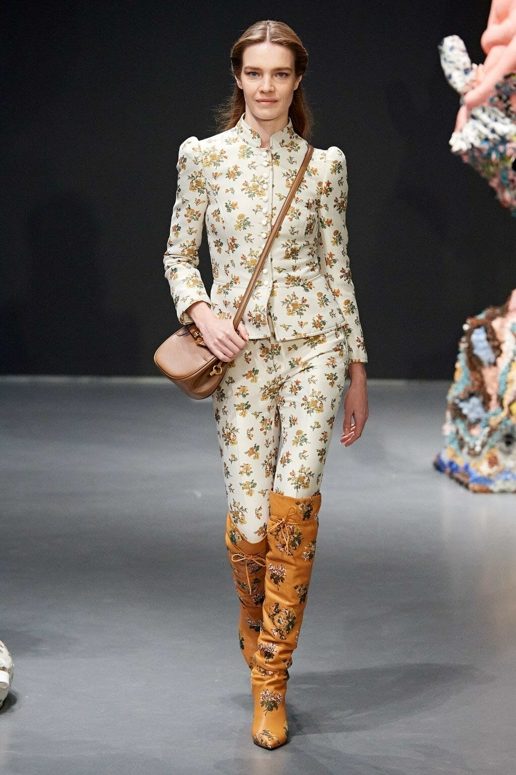 Tory Burch Fall-Winter 2020-2021 New York. RUNWAY MAGAZINE ® Collections. RUNWAY NOW / RUNWAY NEW