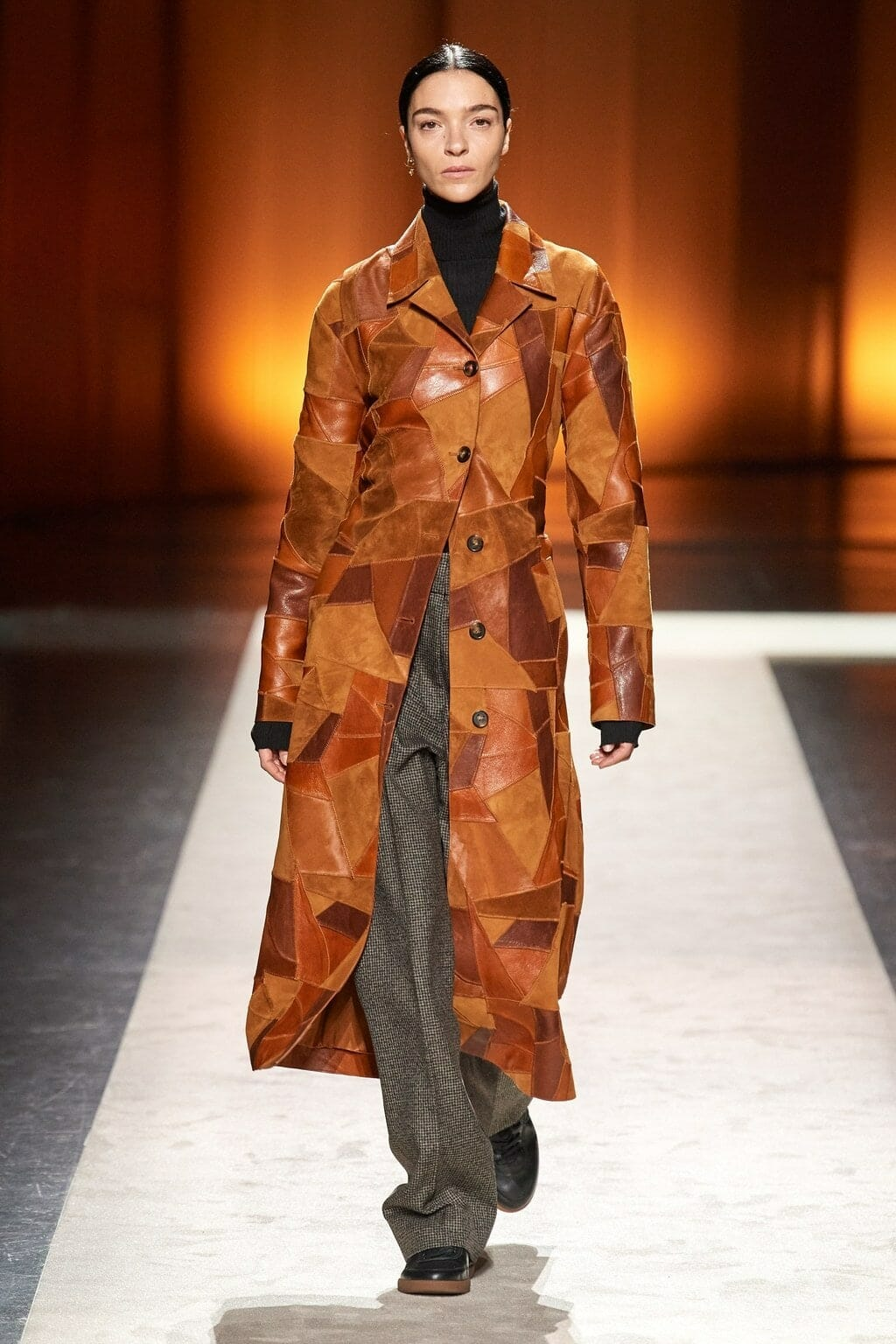 Tod's Fall-Winter 2020-2021 Milan. RUNWAY MAGAZINE ® Collections. RUNWAY NOW / RUNWAY NEW