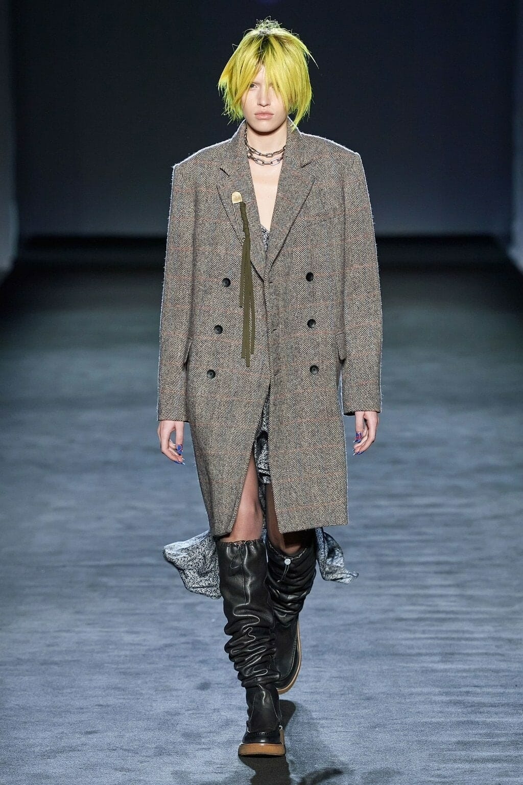 Rag & Bone Fall-Winter 2020-2021 New York Fashion Week. RUNWAY MAGAZINE ® Collections. RUNWAY NOW / RUNWAY NEW