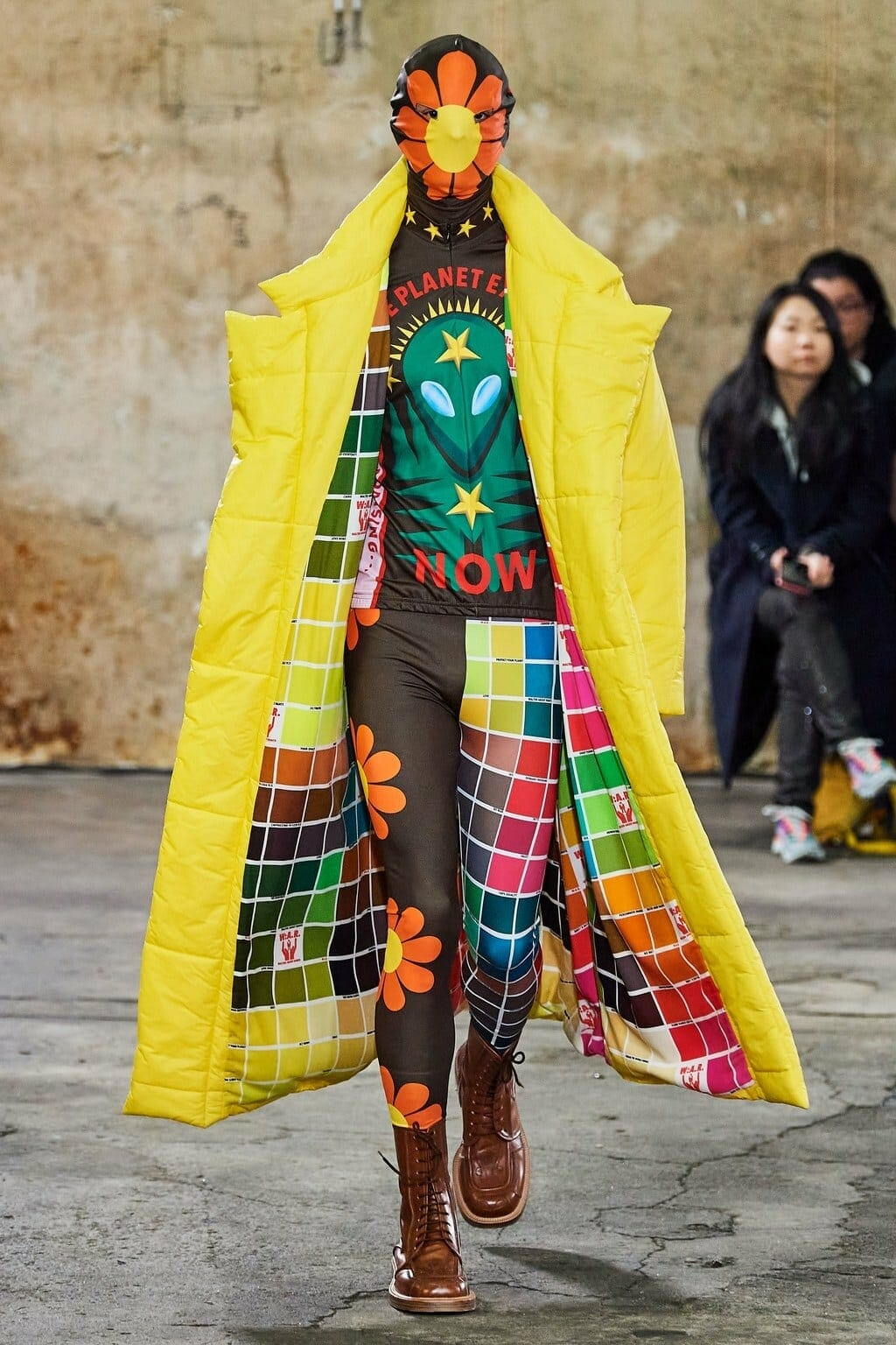 Walter Van Beirendonck Fall-Winter 2020-2021 Paris Men Fashion Week. RUNWAY MAGAZINE ® Collections. RUNWAY NOW / RUNWAY NEW