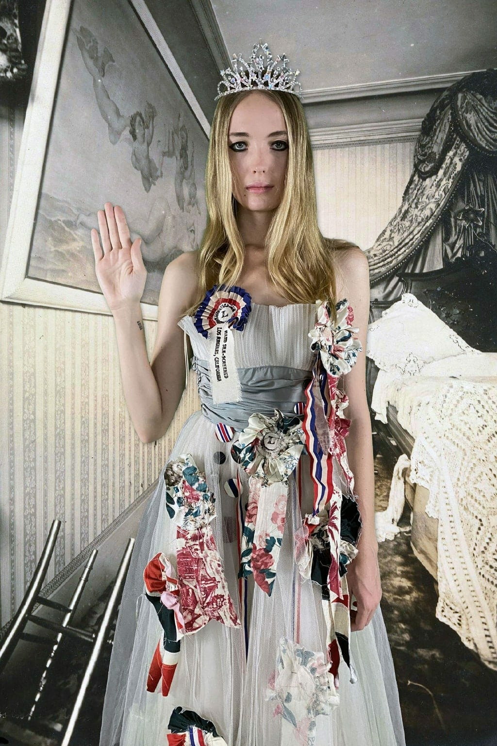 Libertine Spring Summer 2021 New York Digital Fashion Week. RUNWAY MAGAZINE ® Collections. RUNWAY NOW / RUNWAY NEW