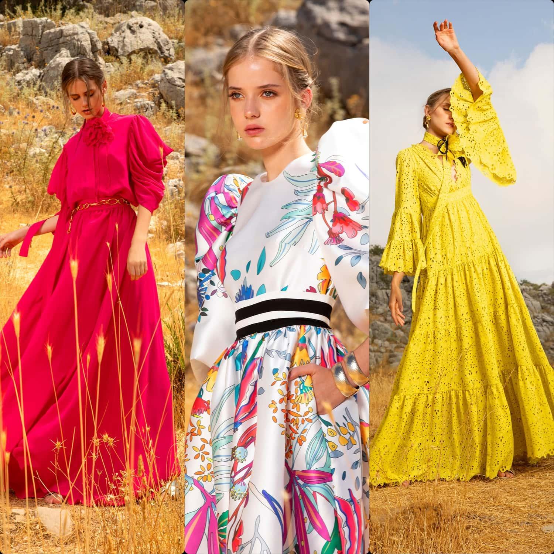 Elie Saab Spring Summer 2021 Paris. RUNWAY MAGAZINE ® Collections. RUNWAY NOW / RUNWAY NEW
