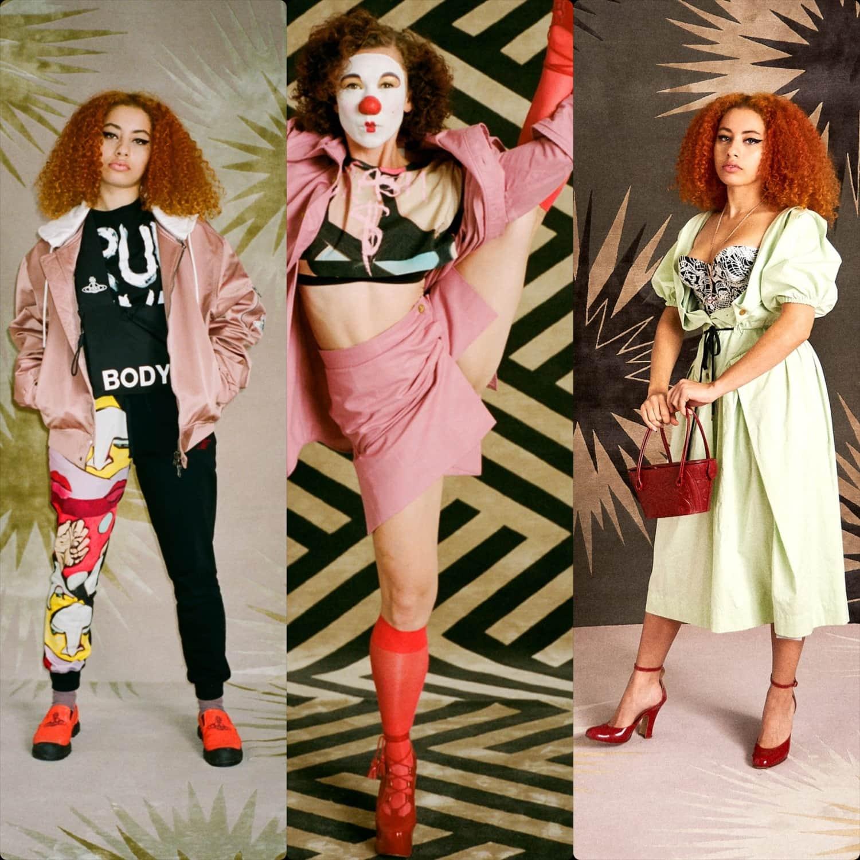 Vivienne Westwood Spring Summer 2021 London. RUNWAY MAGAZINE ® Collections. RUNWAY NOW / RUNWAY NEW