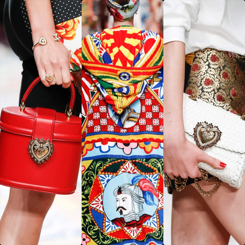 Dolce Gabbana Spring Summer 2021 - Details. RUNWAY MAGAZINE ® Collections. RUNWAY NOW / RUNWAY NEW