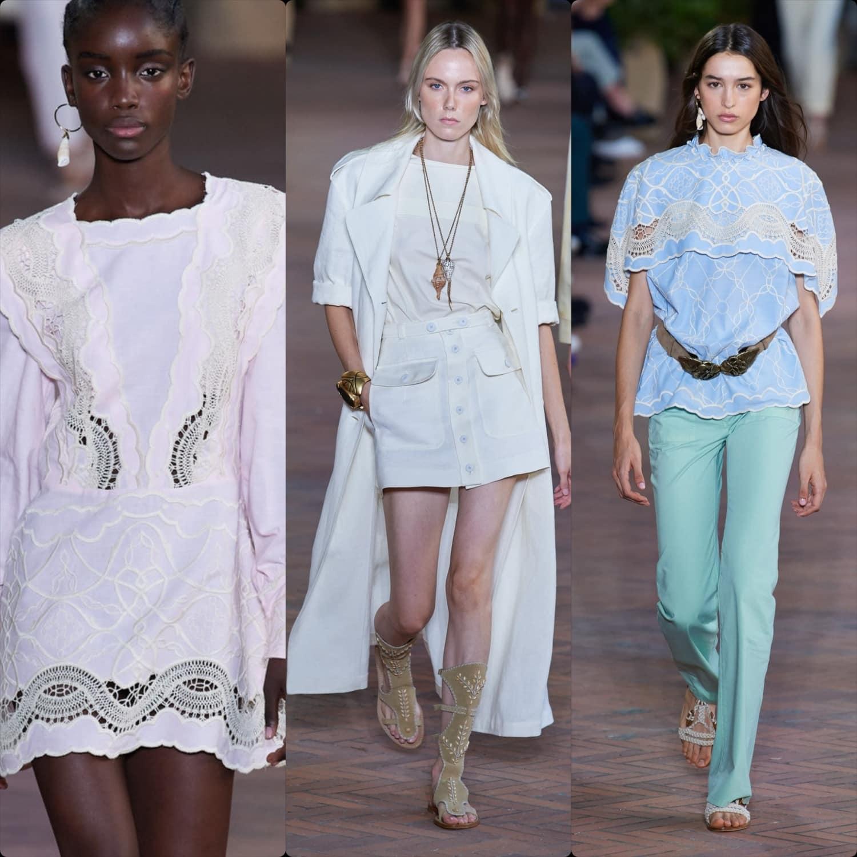 Alberta Ferretti Spring Summer 2021 Milan. RUNWAY MAGAZINE ® Collections. RUNWAY NOW / RUNWAY NEW