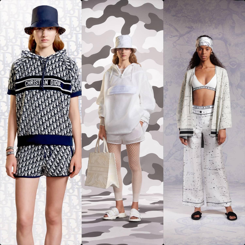 Dior Cruise 2021 Capsules. RUNWAY MAGAZINE ® Collections. RUNWAY NOW / RUNWAY NEW