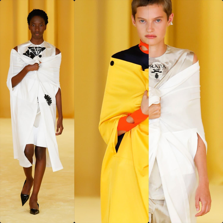 Prada Spring Summer 2021 Milan. RUNWAY MAGAZINE ® Collections. RUNWAY NOW / RUNWAY NEW