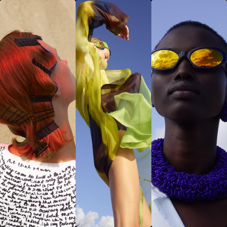 Dries Van Noten Spring Summer 2021 Paris. RUNWAY MAGAZINE ® Collections. RUNWAY NOW / RUNWAY NEW