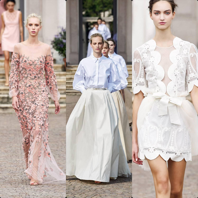 Elisabetta Franchi Spring Summer 2021 Milan. RUNWAY MAGAZINE ® Collections. RUNWAY NOW / RUNWAY NEW