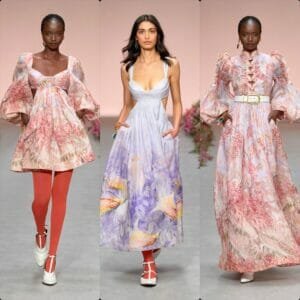 Zimmermann Spring Summer 2021 New York. RUNWAY MAGAZINE ® Collections. RUNWAY NOW / RUNWAY NEW
