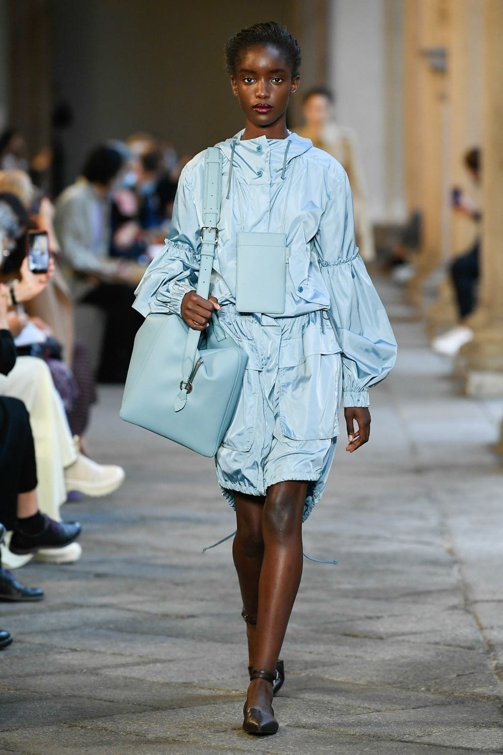 Max Mara Spring Summer 2021 Milan. RUNWAY MAGAZINE ® Collections. RUNWAY NOW / RUNWAY NEW