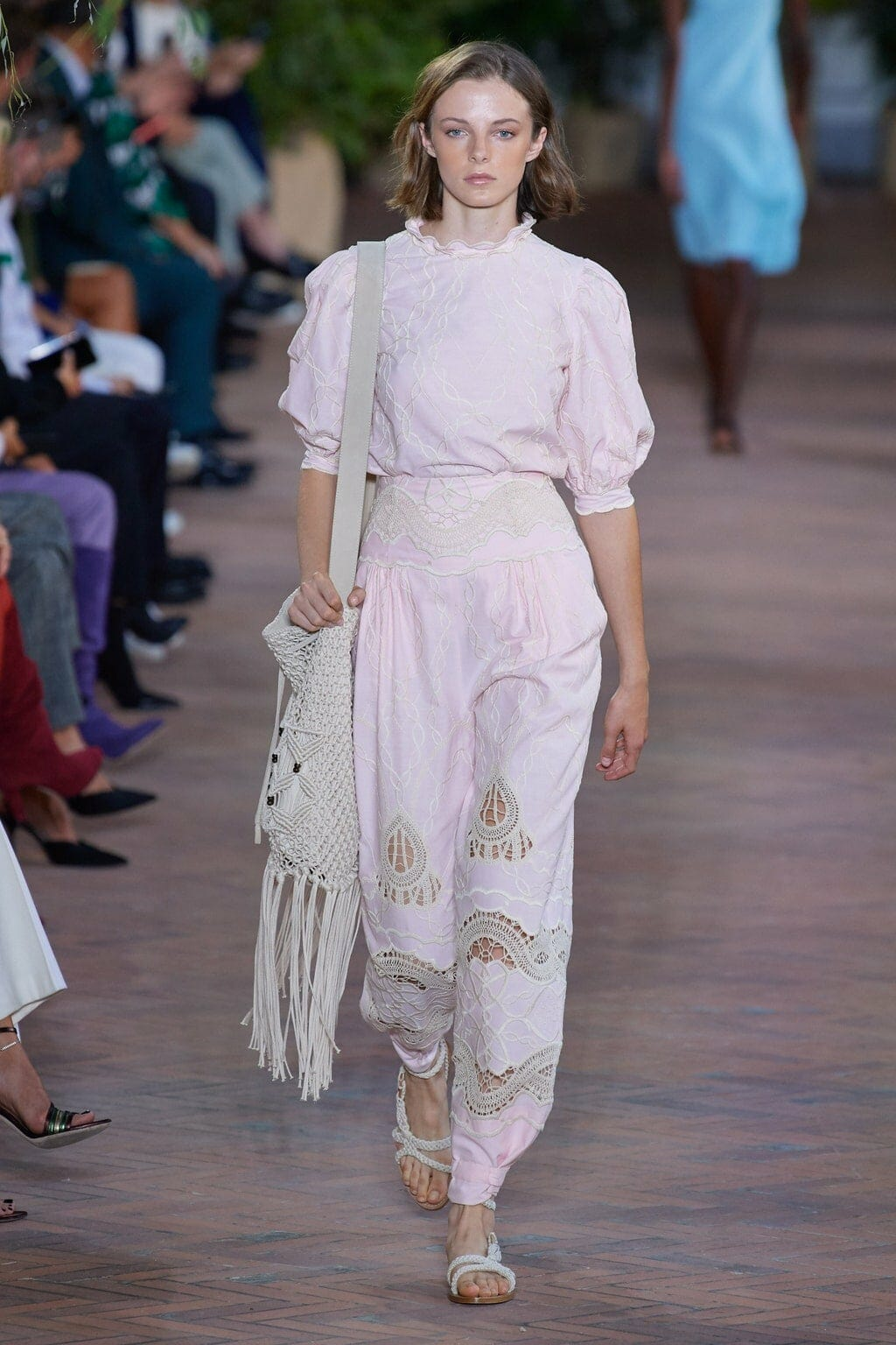 Alberta Ferretti Spring Summer 2021 Milan. RUNWAY MAGAZINE ® Collections. RUNWAY NOW / RUNWAY NEW