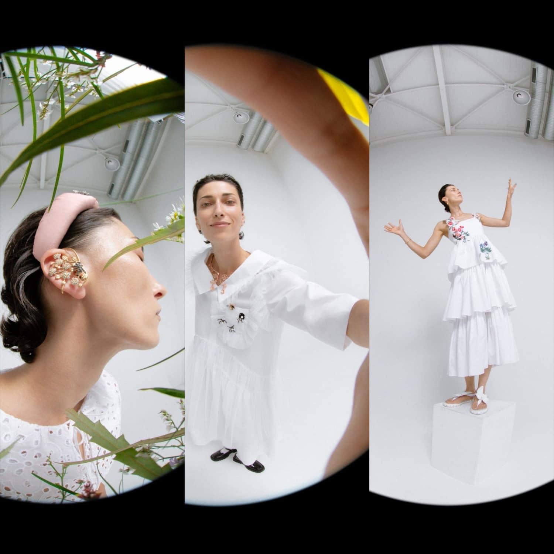 Vivetta Spring Summer 2021 Milan. RUNWAY MAGAZINE ® Collections. RUNWAY NOW / RUNWAY NEW