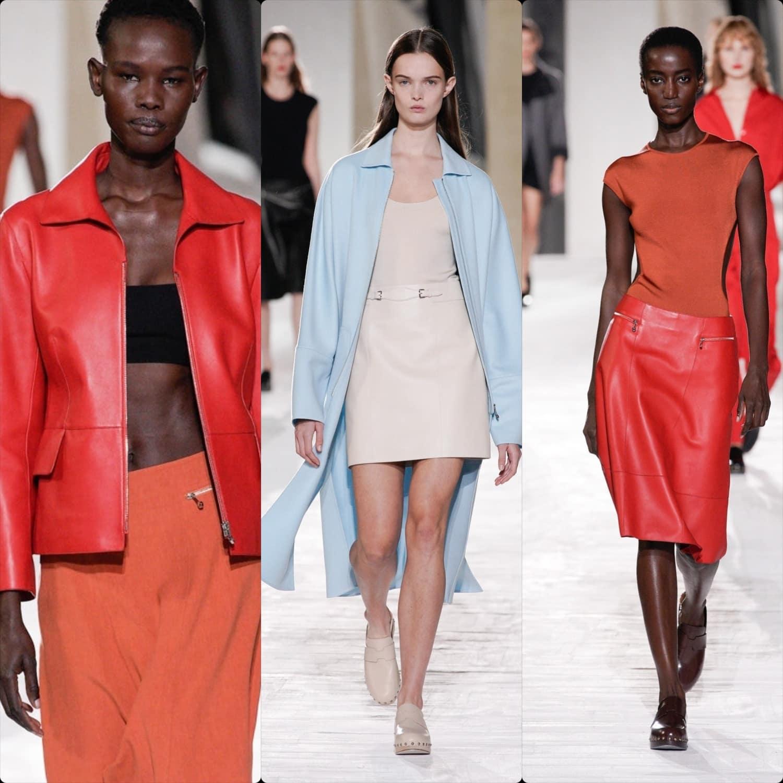 Hermes Spring Summer 2021 Paris. RUNWAY MAGAZINE ® Collections. RUNWAY NOW / RUNWAY NEW