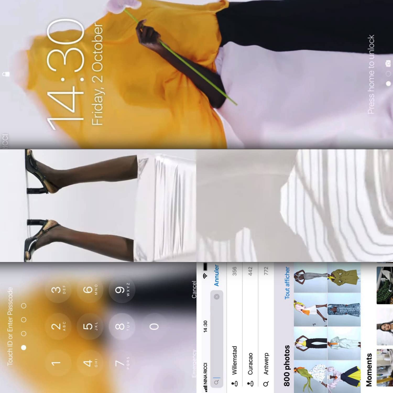 Nina Ricci Spring Summer 2021 Paris. RUNWAY MAGAZINE ® Collections. RUNWAY NOW / RUNWAY NEW