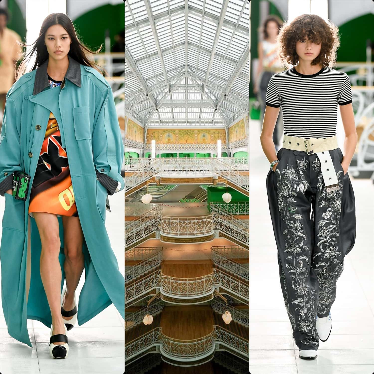 Louis Vuitton Spring Summer 2021 by RUNWAY MAGAZINE