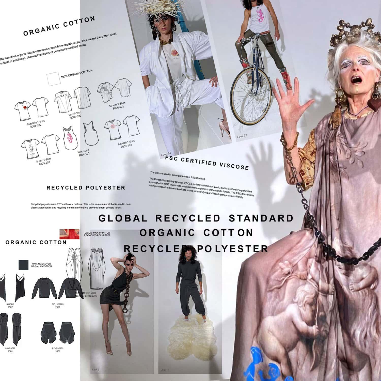 Vivienne Westwood Spring Summer 2021. RUNWAY MAGAZINE ® Collections. RUNWAY NOW / RUNWAY NEW
