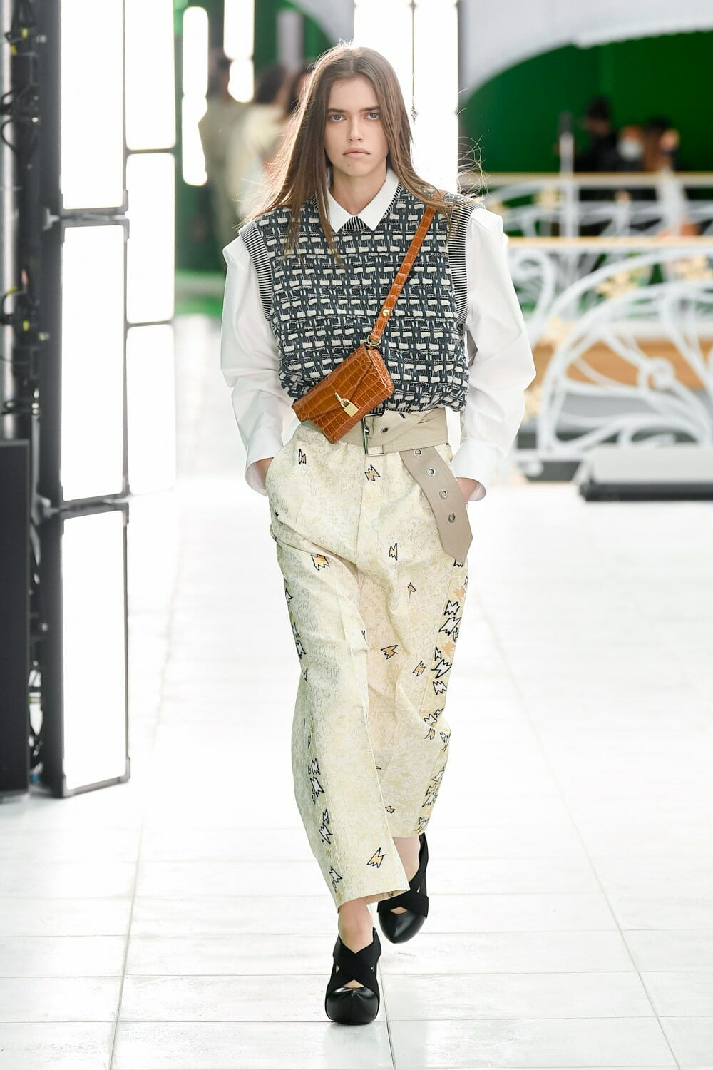 Louis Vuitton Spring Summer 2021. RUNWAY MAGAZINE ® Collections. RUNWAY NOW / RUNWAY NEW