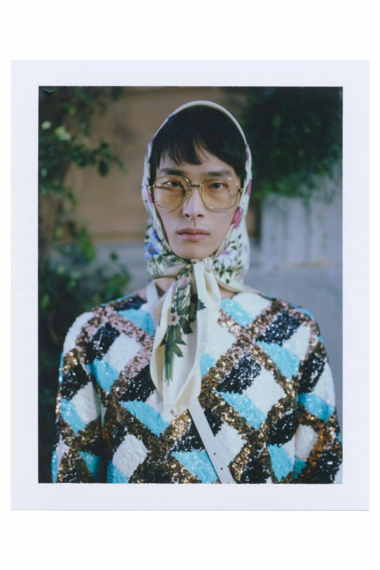 Gucci Spring Summer 2021 Digital RTW. RUNWAY MAGAZINE ® Collections. RUNWAY NOW / RUNWAY NEW