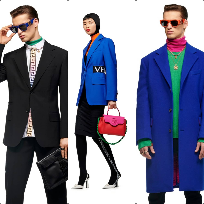 Versace Pre-Fall 2021. RUNWAY MAGAZINE ® Collections. RUNWAY NOW / RUNWAY NEW