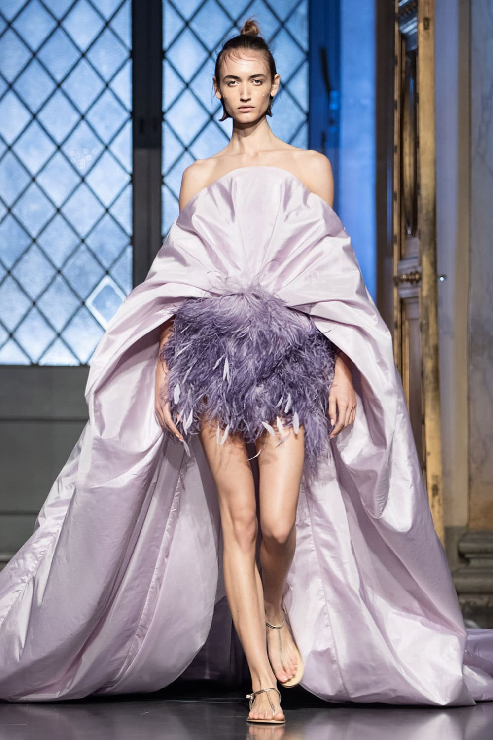 Antonio Grimaldi Haute Couture Spring Summer 2021. RUNWAY MAGAZINE ® Collections. RUNWAY NOW / RUNWAY NEW