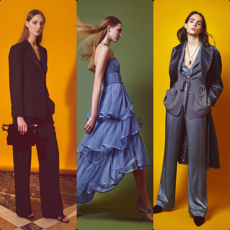 Alberta Ferretti Pre-Fall 2021 Milan. RUNWAY MAGAZINE ® Collections. RUNWAY NOW / RUNWAY NEW