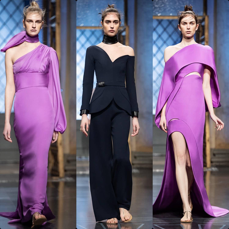 Antonio Grimaldi Haute Couture Spring Summer 2021. RUNWAY MAGAZINE ® Collections. RUNWAY NOW / RUNWAY NEW
