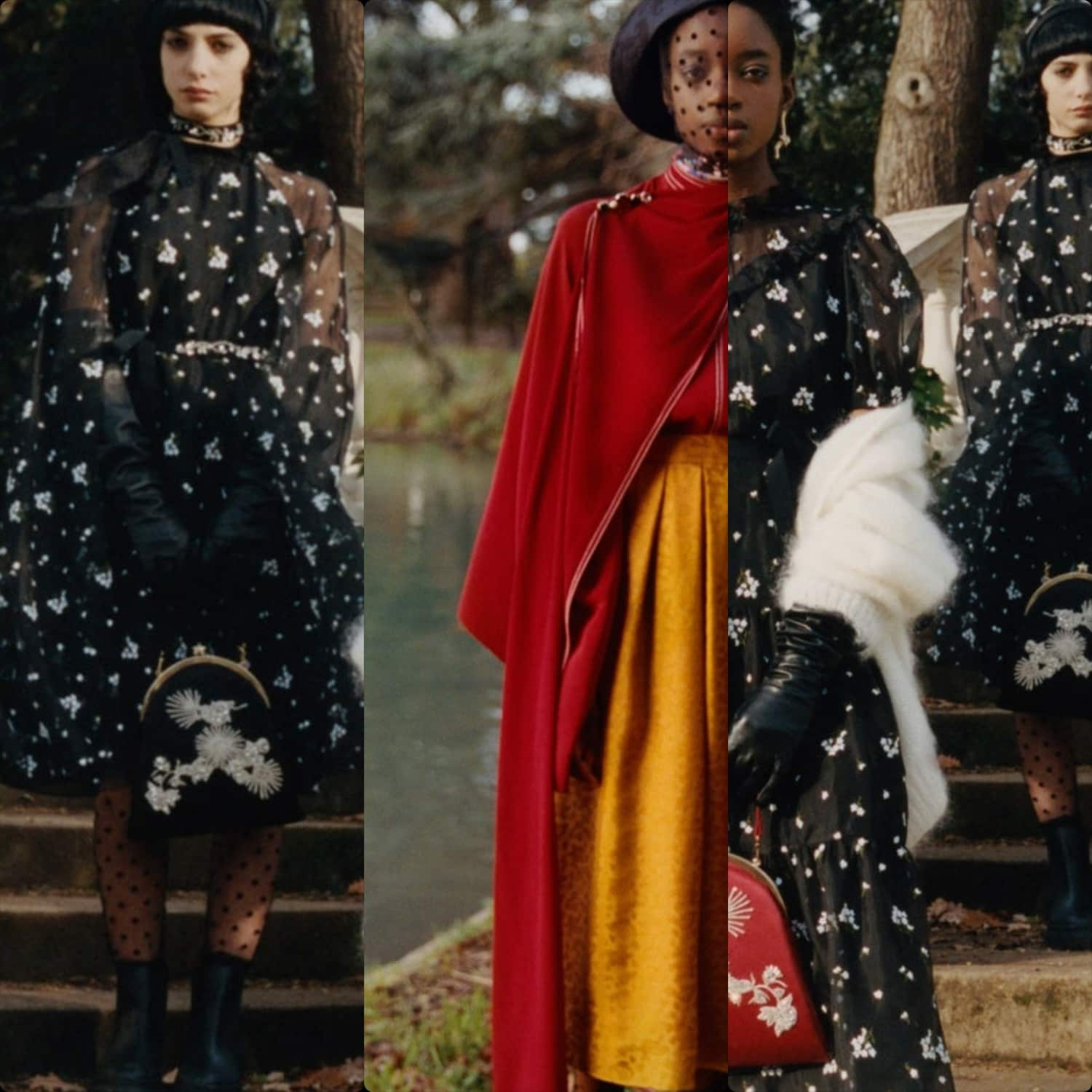 Erdem Pre-Fall 2021 London. RUNWAY MAGAZINE ® Collections. RUNWAY NOW / RUNWAY NEW