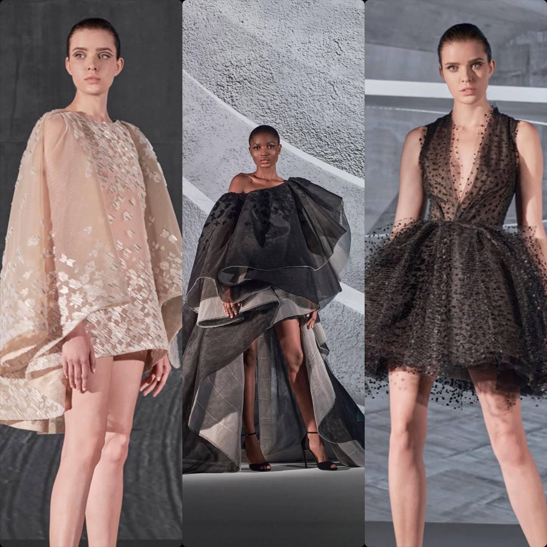 Rami Al Ali Haute Couture Spring Summer 2021. RUNWAY MAGAZINE ® Collections. RUNWAY NOW / RUNWAY NEW