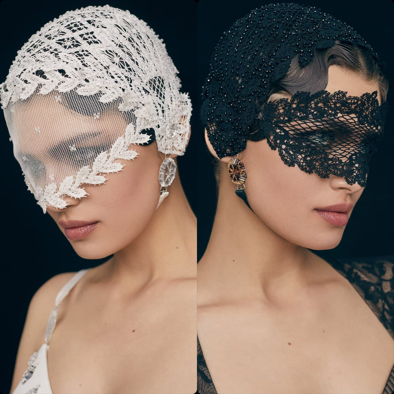 Ulyana Sergeenko Haute Couture Spring Summer 2021. RUNWAY MAGAZINE ® Collections. RUNWAY NOW / RUNWAY NEW