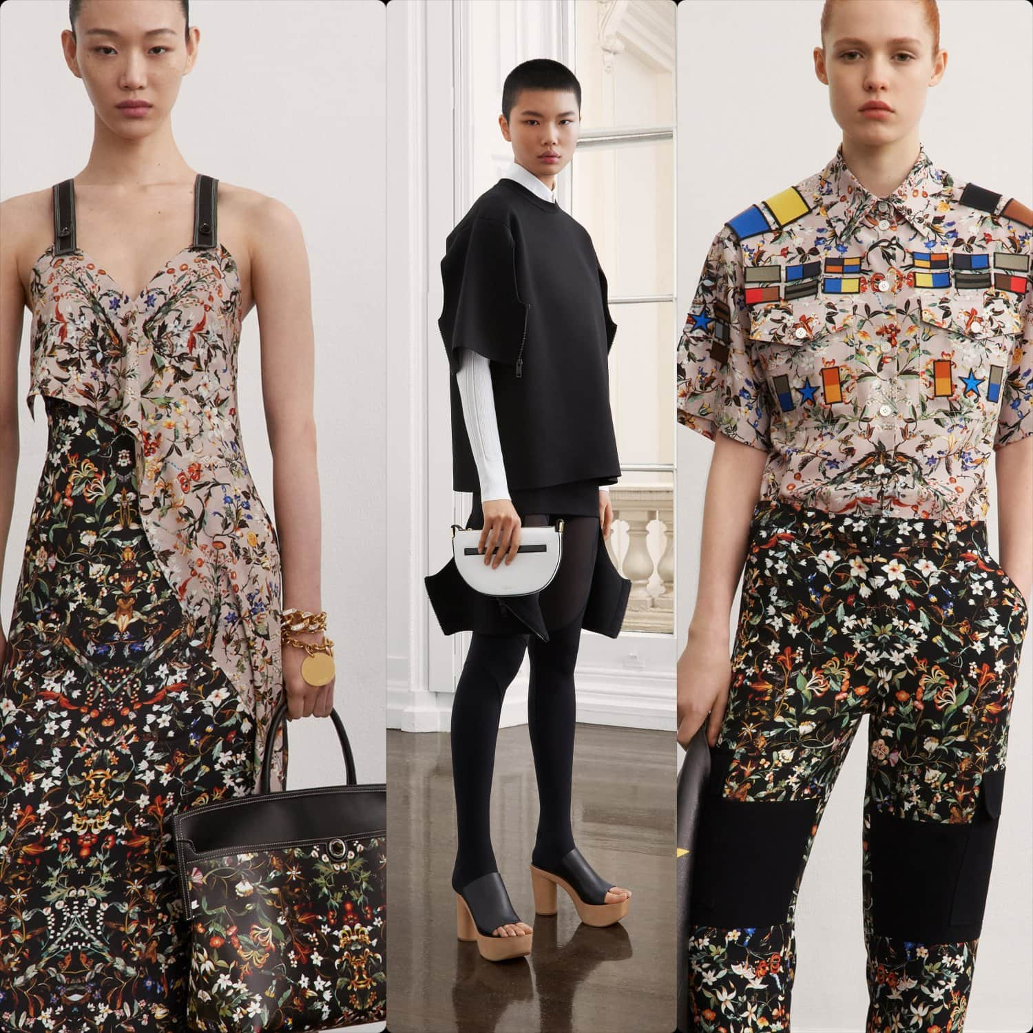 Burberry Pre-Fall 2021. RUNWAY MAGAZINE ® Collections. RUNWAY NOW / RUNWAY NEW