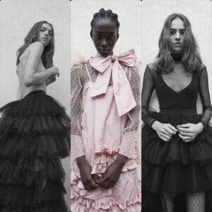 Red Valentino Pre-Fall 2021. RUNWAY MAGAZINE ® Collections. RUNWAY NOW / RUNWAY NEW